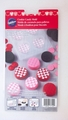 Wilton 6 Cavity Cookie Candy Mold, 2115-0142