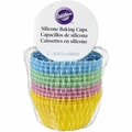 Wilton Silicone Baking Cups, 12 Count, 415-9410