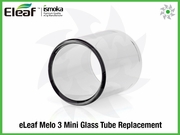 eLeaf Melo 3 Mini Glass Tube Replacement