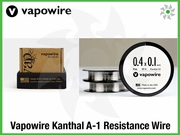Vapowire Kanthal A-1 Resistance Wire - 30ft