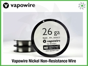 Vapowire Nickel Non-Resistance Wire - 30ft