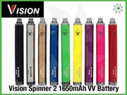 Vision Spinner 2 1650mAh Variable Voltage Battery