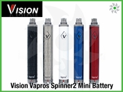 Vision Vapros Spinner2 Mini 850mAh Variable Voltage Battery