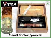 Vision X-Fire Wood Spinner Kit