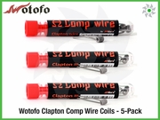 Wotofo Clapton Comp Wire - 5-Pack