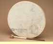 "16"" Shaman Hand Drum -Native American Style -One Sided"
