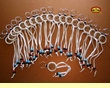 20 American Indian Dream Catcher Key Chains -Wholesale  (k2)