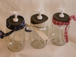 """3 Set Country Canning Jar Dispensers 5"""""""