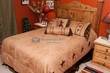 6 pc. Western Comforter Set -Laredo Super Queen