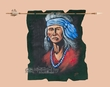 American Indian Arrow Wall Hanging -Elder