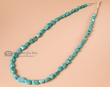 """American Indian Beaded Necklace 25"""" -Navajo  (66)"""