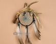 "American Indian Dream Catcher 4"" -Turquoise  (dc4-13)"