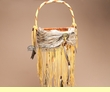 "American Indian Navajo Wall Basket 10""  (mt4)"