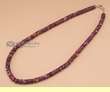 "Native American Navajo Beaded Necklace - 16"" (ij12)"