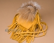"American Indian Medicine Bag 4.5"" -Shoshone  (43)"