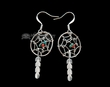 American Indian Silver Jewelry - Earrings (38)