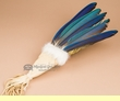 "American Indian McCaw Smudging Fan 14.5"" -Sioux  (f19)"