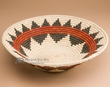 "American Indian Style Basket 14""  (a16)"