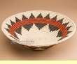 """American Indian Style Basket 14""""  (a16)"""