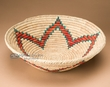 "American Indian Style Basket 14.5""x4"" (a16)"