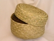 "American Indian Style Yucca Basket 11"" (b3)"
