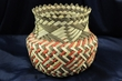 "American Indian Style Yucca Basket 6"" x 6.5"" (b6)"