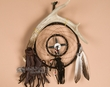 Antler Medicine Wheel Dream Catcher -Navajo  (dc6-60)