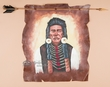 Authentic Navajo Indian Arrow Wall Hanging Chief Joseph  (ph69)