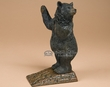 Southwestern Door Stop -Black Bear