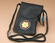 Native American Buffalo Hide Medicine Bag -Sioux  (312)