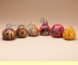 Carved Southwest Christmas Ornament Set -Andean  (2)