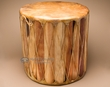 Cedar Southwest Indian Drum Table 22x22  (cd22)