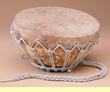 Native Polynesian Coconut Drum -Pahu Niu  (d10)