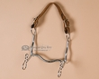 Western Horse Bit Wall Rack Plate Holder