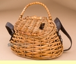 "Mini Creel Fishing Basket 7.5""  (pb1)"