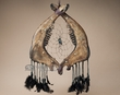 "Jaw Bone Dream Catcher 16"" -Tarahumara   (dc618)"