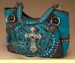 Designer Western Cross Purse  (430)