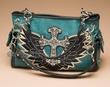 Designer Western Buckle Purse  (430)