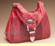 Designer Western Purse -Red  (417)
