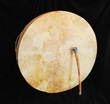 Extra Large Tarahumara Indian Drum 32""