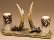 "Faux Antler Napkin, Salt & Pepper Set 9""x6"""