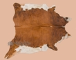 "Genuine Hair On Cow Hide 75""x90""   (4)"