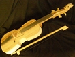 Genuine Tarahumara Violin -Animal Scroll
