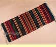 "Half Size Zapotec Table Runner 15""x40"" (b6)"