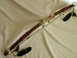 Hand Beaded Native Tarahumara Indian Bow & Arrow  (19)