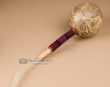 "Hand Etched Apache Gourd Rattle 9""   (92)"