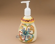 Hand Painted Talavera Soap Dispenser  (t31)