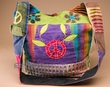 Southwestern Hand Bag -Peace Sign  (p436)