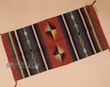 Hand Woven Old Style Southwestern Rug 20x40 (204013)