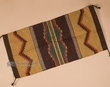Hand Woven Old Style Southwestern Rug 20x40 (204016)